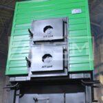 Котел водогрейный на дровах КВр-0,5Д