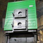 Котел водогрейный на дровах КВр-0,3Д