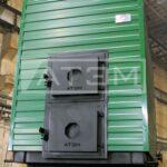 Котел водогрейный на дровах КВр-1,5Д
