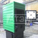 Водогрейный котел на дровах КВ-95, мощностью 95 кВт