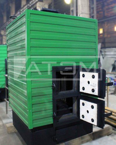 Котел водогрейный на дровах КВр-0,2Д